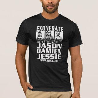 EXONERE a Jason, Damián, Jessie Camiseta