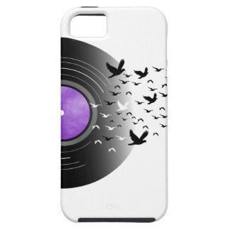 Expediente del grito de las palomas funda para iPhone SE/5/5s