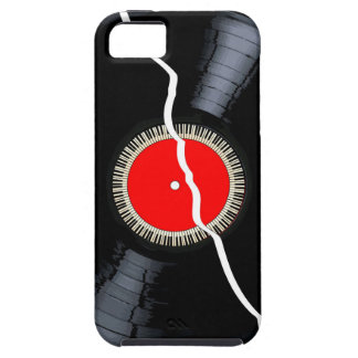 Expediente roto aislado funda para iPhone SE/5/5s