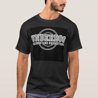 Expedientes y promociones del oprimido camiseta