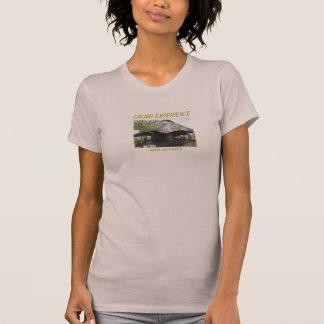 Experiencia del safari: La camiseta de las mujeres