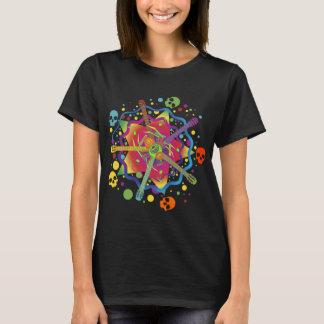 Experiencia psicodelica 70´s camiseta