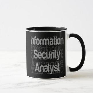 Experto en seguridad de la información taza