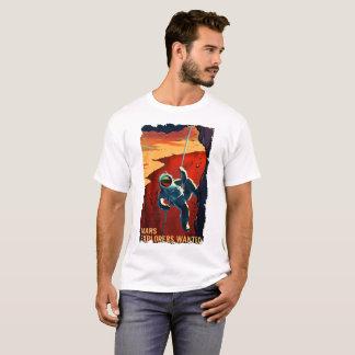 Exploradores de Marte queridos - camiseta del