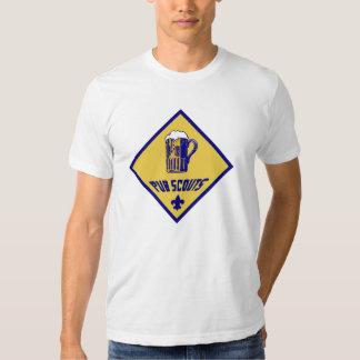 Exploradores del Pub Camisas