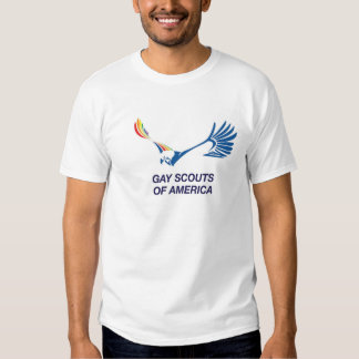Exploradores gay de América Camisetas