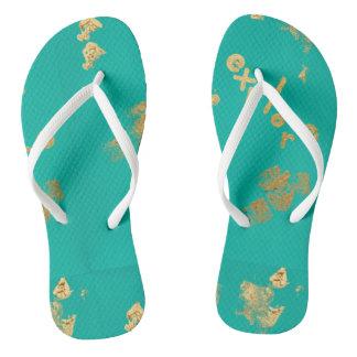 Explore las sandalias
