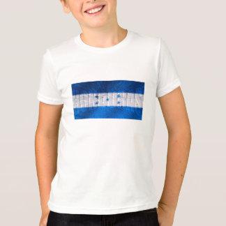 Explosión de la bandera de Honduras para los Camiseta