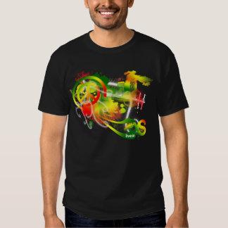 Explosión de Rasta Camisetas