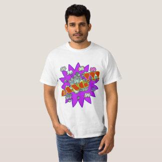 Explosión del arte pop camiseta