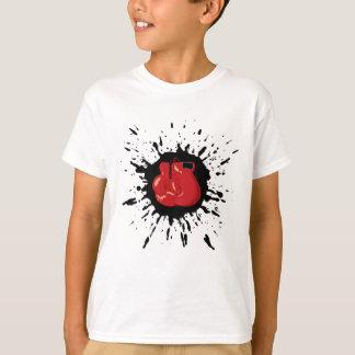 Explosión del boxeo camiseta
