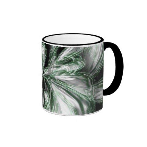 Explosión en la fábrica de la burbuja taza de café