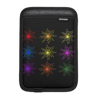 Explosiones cómicas coloridas funda para iPad mini