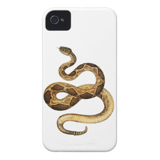 Expresiones Slithering Carcasa Para iPhone 4 De Case-Mate