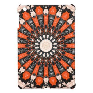 Extracto anaranjado y negro