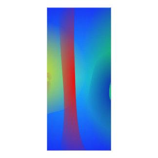 Extracto azul del desequilibrio lonas