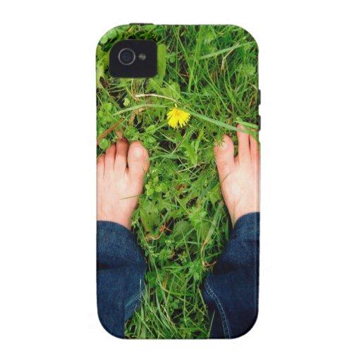 Extracto cerca de la naturaleza iPhone 4 fundas