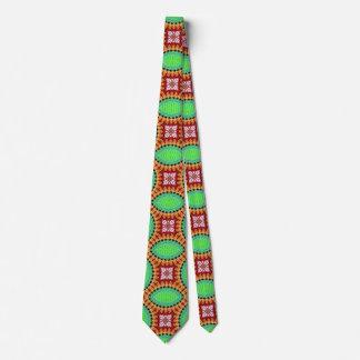 Extracto colorido 1 del espejo corbatas personalizadas