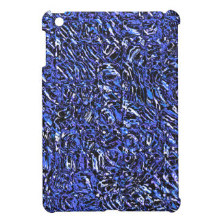 Extracto de cristal azul