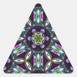 Extracto de Geo Pegatina Triangular