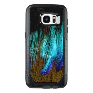 Extracto de la pluma de Motmot Funda OtterBox Para Samsung Galaxy S7 Edge