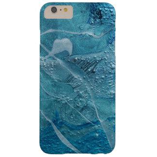 extracto de la textura de la turquesa funda barely there iPhone 6 plus