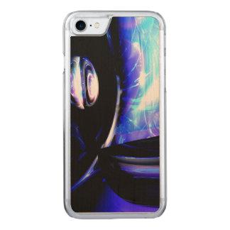 Extracto de las fuerzas internas funda para iPhone 8/7 de carved