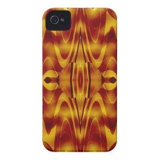 Extracto de las llamas iPhone 4 Case-Mate cárcasa