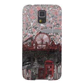extracto del horizonte de Londres Funda Galaxy S5