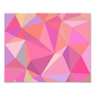 Extracto del triángulo arte fotográfico