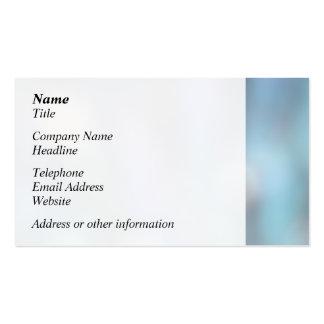 Extracto en colores pastel tarjeta de negocio