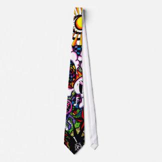 Extracto enrrollado corbata