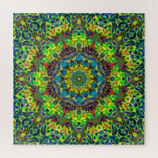 Extracto floral G89 del fractal del rompecabezas