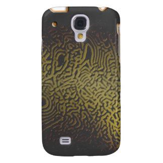 Extracto iPhone3G del oro de la selva Carcasa Para Galaxy S4