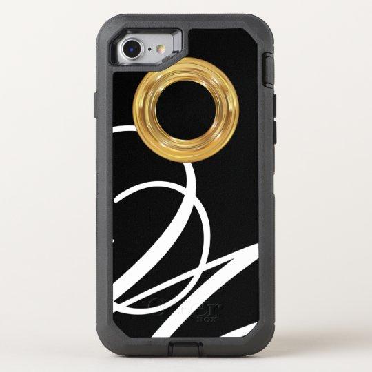 Extracto para hombre fresco funda OtterBox defender para iPhone 7