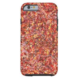 Extracto - pintura - cosméticamente hablando funda de iPhone 6 tough
