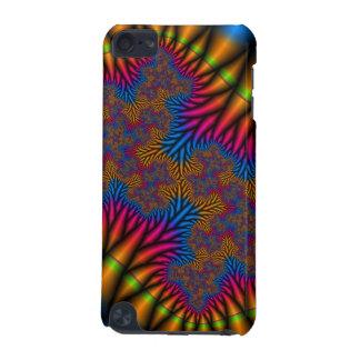 Extracto psicodélico Trippy vibrante colorido Funda Para iPod Touch 5