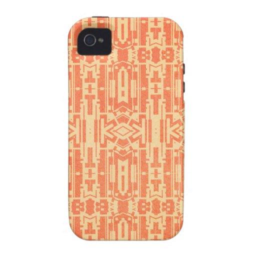 Extracto rojo Case-Mate iPhone 4 carcasas