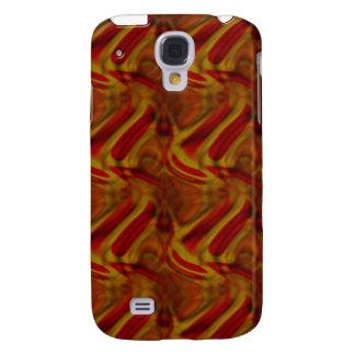 Extracto rojo iPhone3G de la llama
