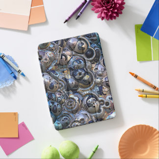 Extracto urbano colorido cubierta de iPad air