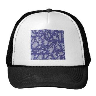 extracto violeta del papel pintado gorras de camionero