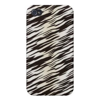 Extractos animales iPhone 4 carcasa