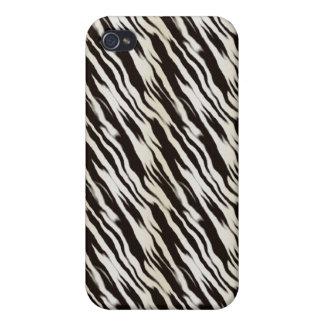 Extractos animales iPhone 4 funda