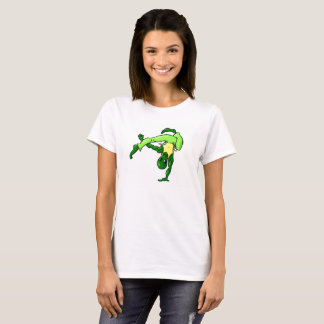 Extranjero de Capoeira Camiseta