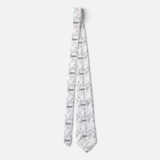 Extranjero divertido corbatas
