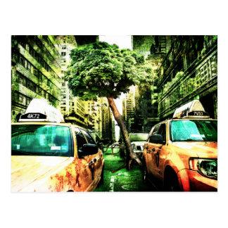 Extremo de la apocalipsis de Nueva York del mundo Postal