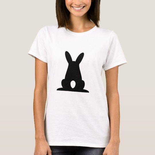 Extremo del conejito camiseta