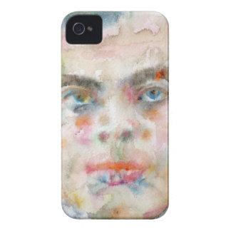 exupery de Antoine de saint - retrato de la Carcasa Para iPhone 4