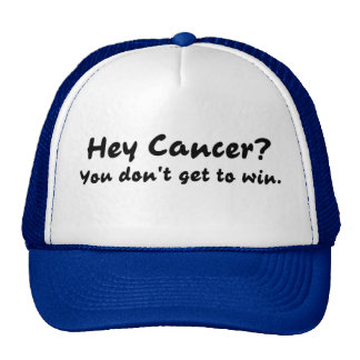 Ey cáncer - gorra