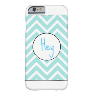 """Ey"" caso de Iphone 6/6s Funda Barely There iPhone 6"